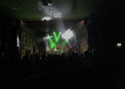 IV. Odenwälder Rocknacht - Steinbachtalhalle Lützelbach-Seckmauern - 2016
