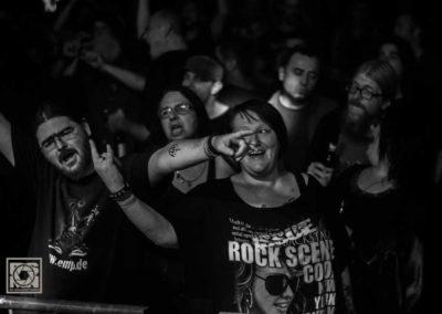 V. Odenwälder Rocknacht - Steinbachtalhalle Lützelbach-Seckmauern - 2017