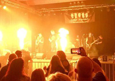 VI. Odenwälder Rocknacht - Steinbachtalhalle Lützelbach-Seckmauern - 2018