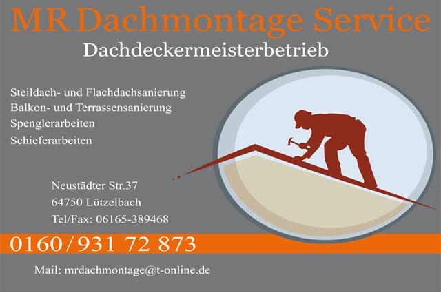MR Dachmontage Service