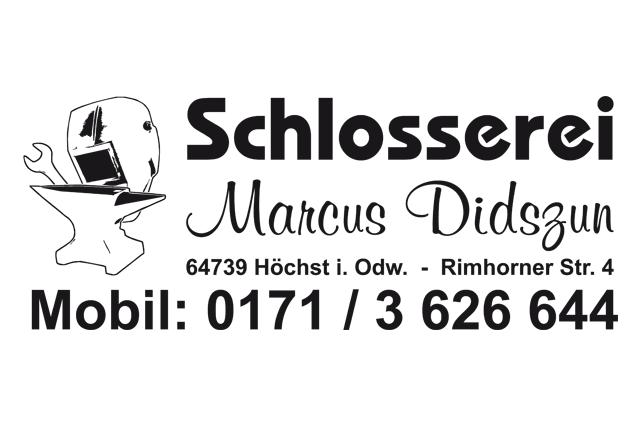 Schlosserei Marcus Didszun, Höchst i. Odw.